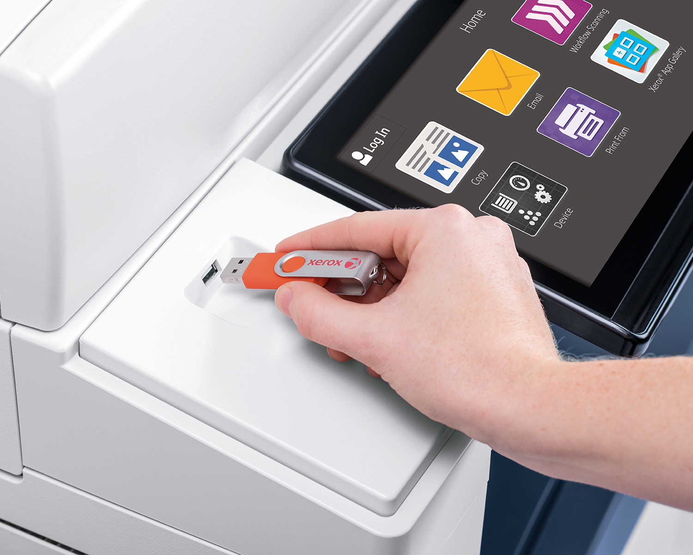 Multifuncționalele Xerox AltaLink asigură un nivel ridicat de securitate pentru grupurile mari de lucru