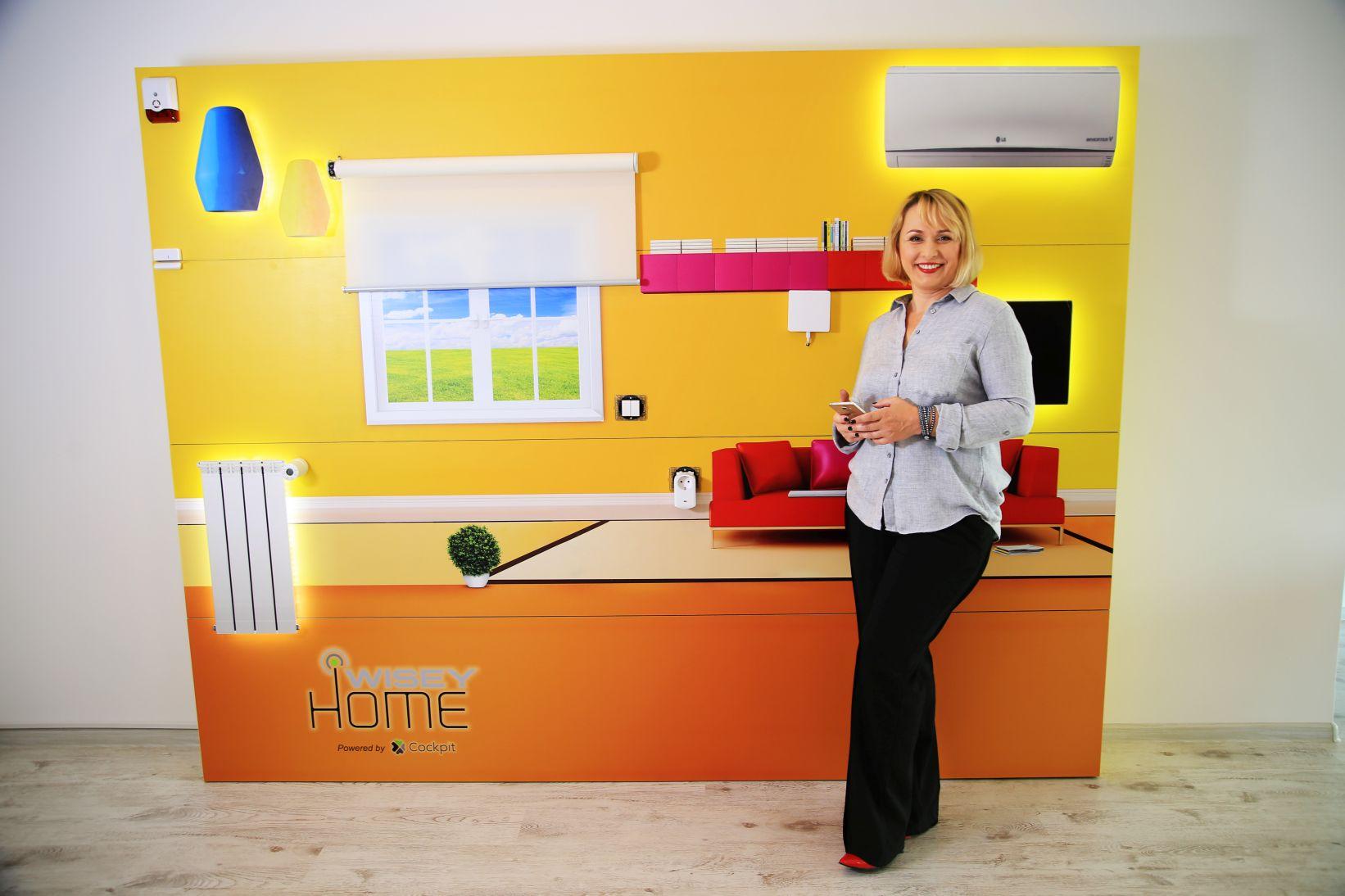 Wisey Home intră în România