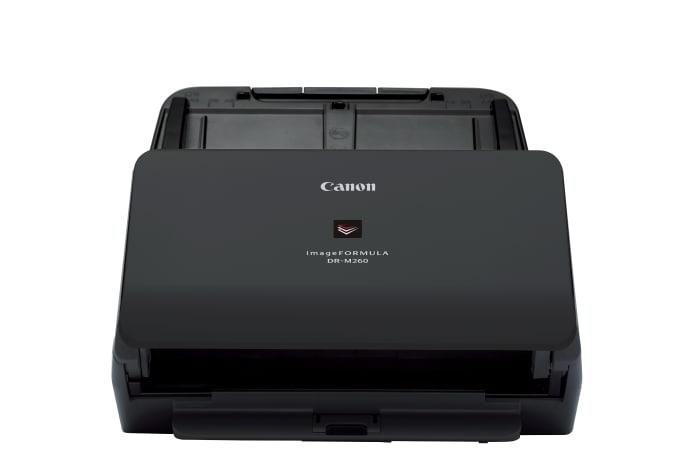 Canon imageFORMULA DR-M260 – capacitate de scanare şi o versatilitate a documentelor fără egal