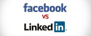 Care sunt diferentele dintre Facebook si LinkedIn
