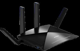 NETGEAR NIGHTHAWK X10 votat cel mai bun router din Europa