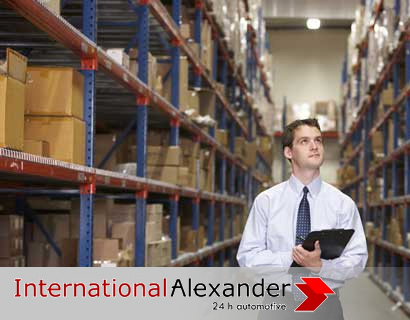 Solutia WMS implementata la International Alexander