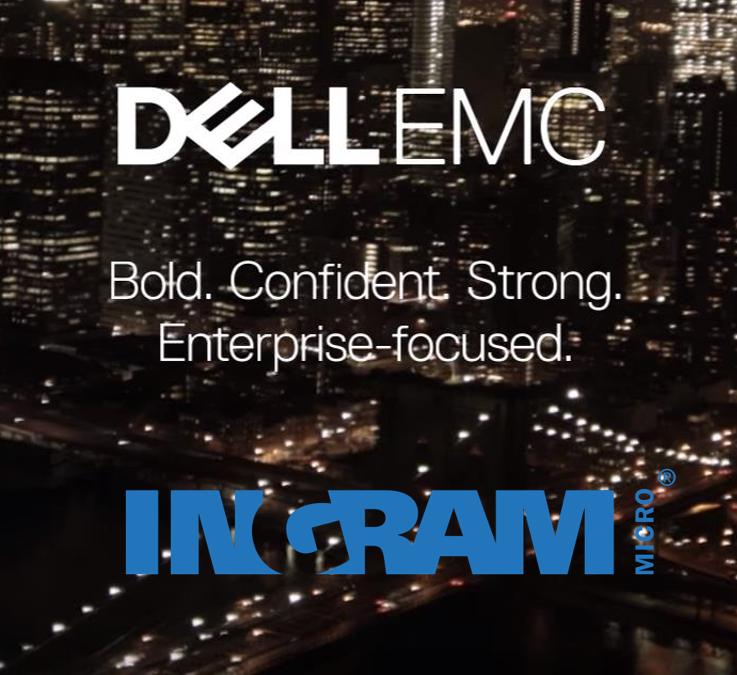 Ingram Micro a finalizat acordul de extindere pentru distributia gamei enterprise Dell EMC in Romania