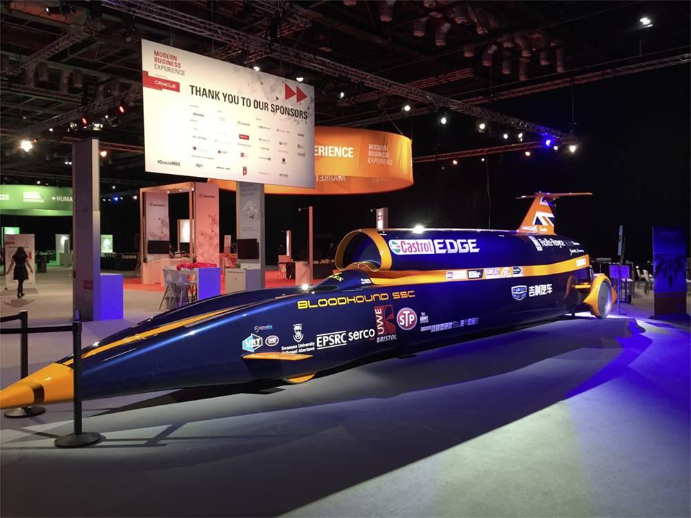 Record mondial de viteză doborît cu ajutorul tehnologiei cloud