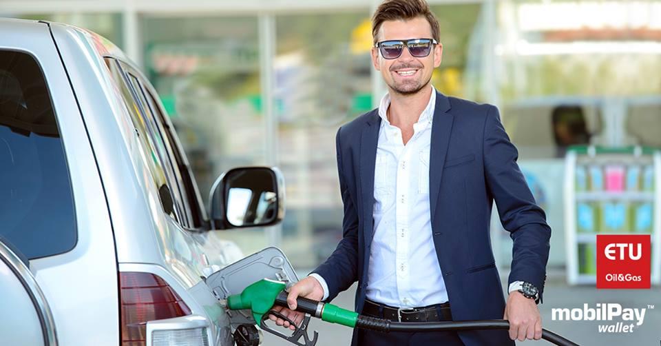 Plati in Bitcoin si cu portofelul digital in benzinarii