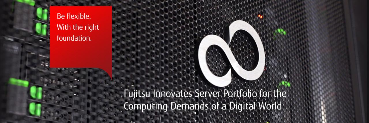 Fujitsu aduce inovatii portofoliului de servere pentru a raspunde cerintelor de calcul ale unei noi lumi digitale