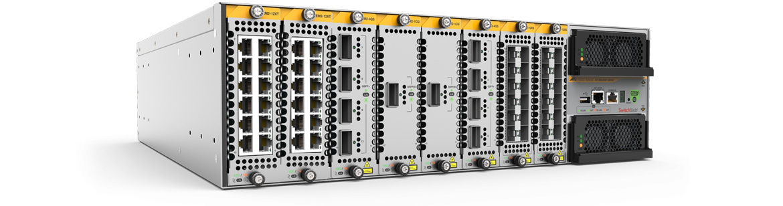 Allied Telesis lansează switch-ul SwitchBlade x908 Generation 2 Advanced Layer 3 Modular pentru era IoT