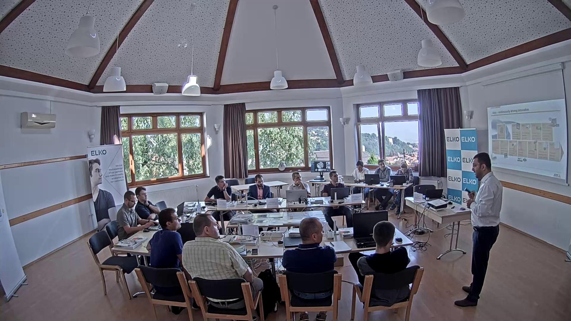 ELKO Romania organizeaza Axis Communications Academy la Brasov