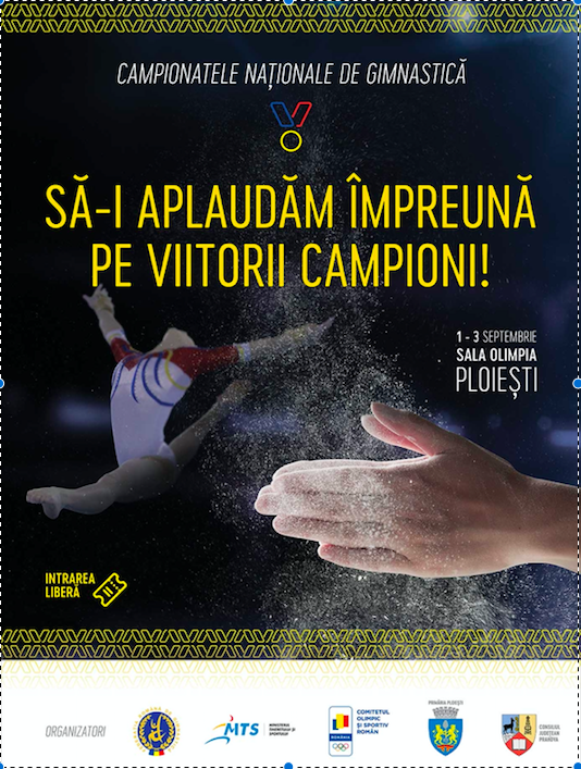 Campionatul National Individual Open si al reprezentativelor de Club Masculin si Feminin transmis live in weekendul 1-3 septembrie cu Axis Communications si NetRex