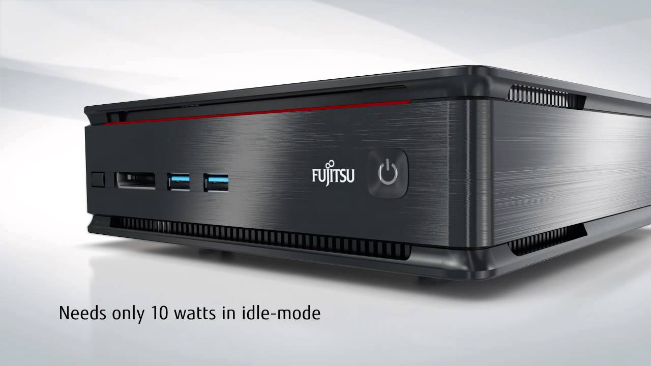 Fujitsu ESPRIMO Q910 Mini Desktop