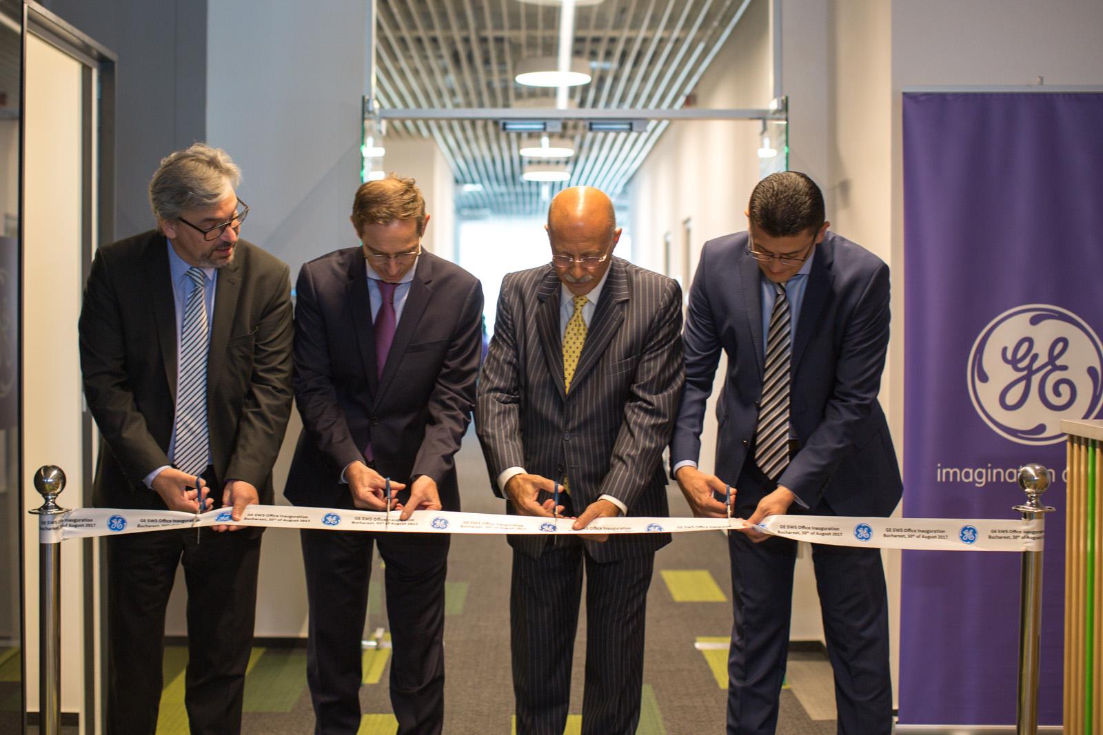 GE inaugurează noul sediu al centrului său de software din București