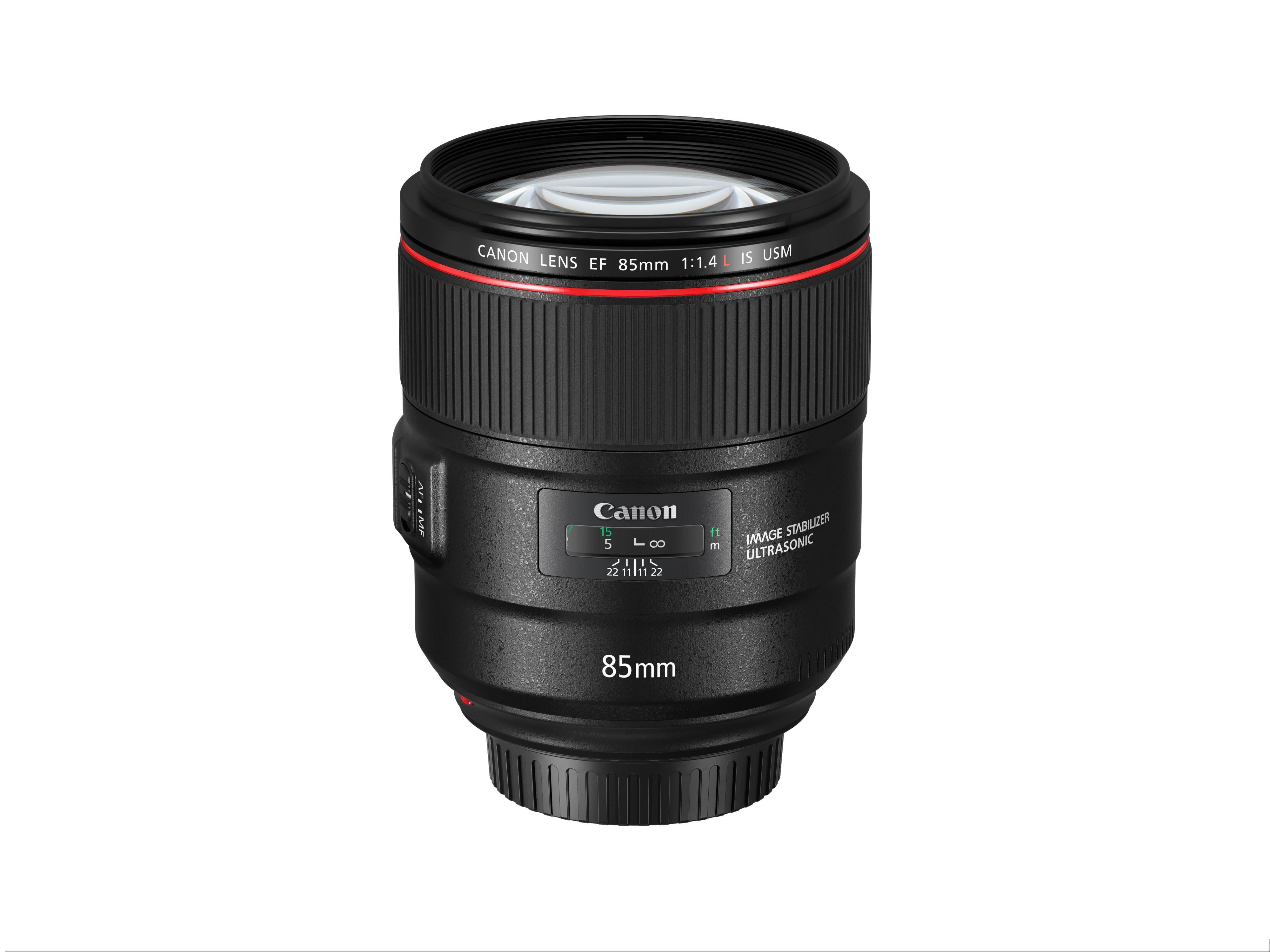 Canon îmbunătăţeşte gama L cu patru noi obiective