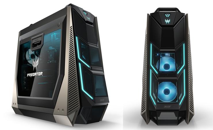 Acer extinde portofoliul de echipamente Predator