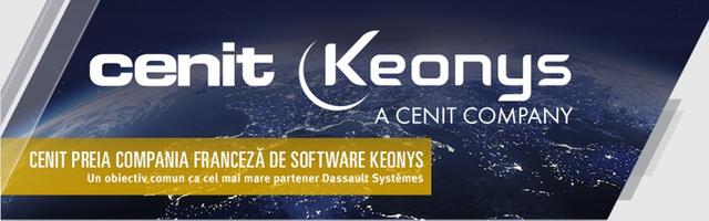 CENIT preia compania KEONYS