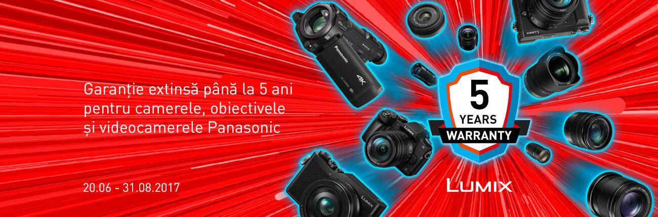 Doar câteva zile în care se mai poate profita de oferta Panasonic