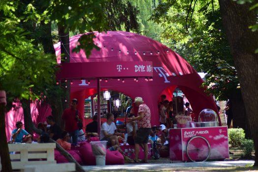 Serviciul Wi-Fi oferit de Telekom la Untold
