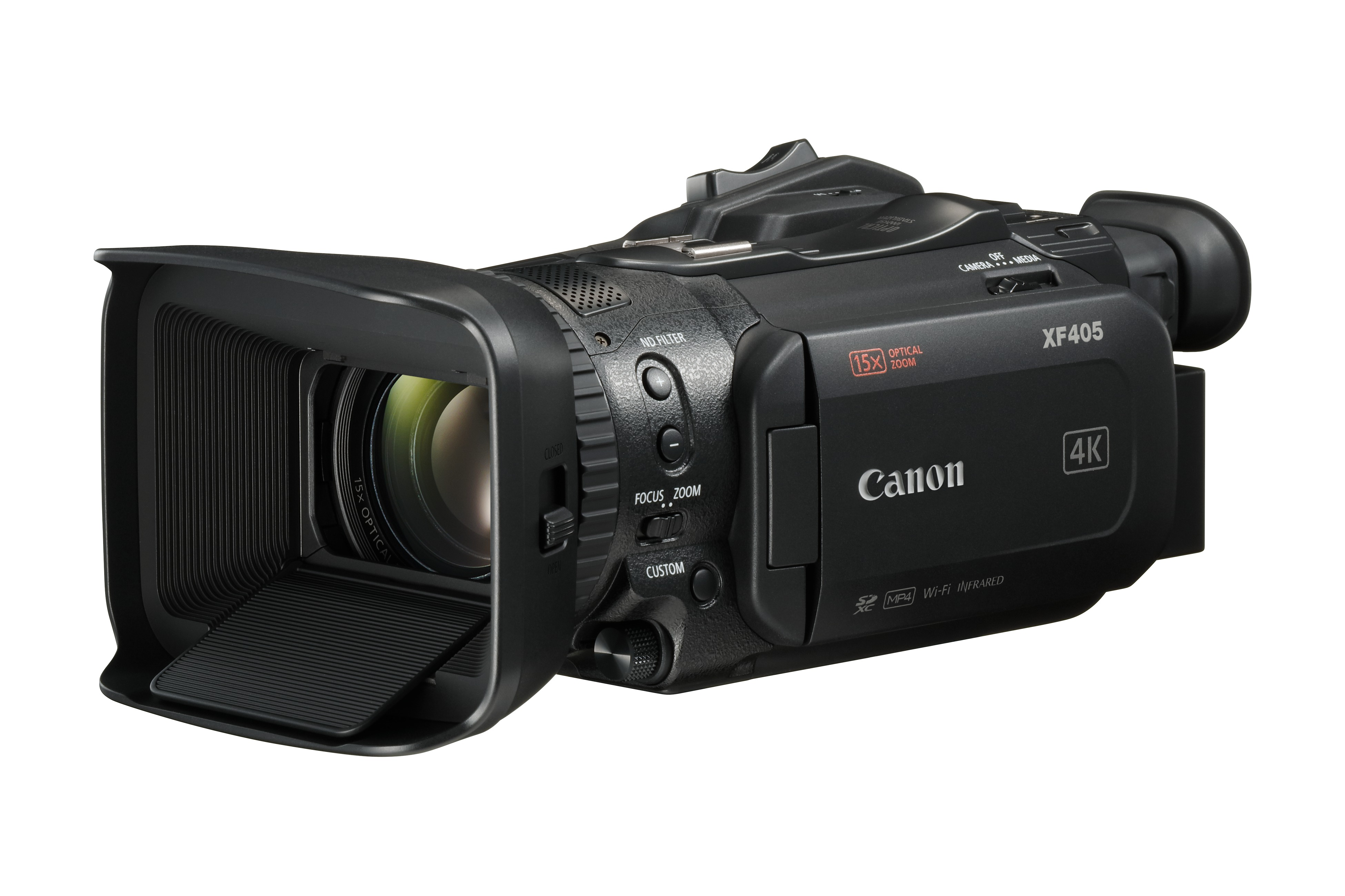 Canon extinde gama de camere video profesionale