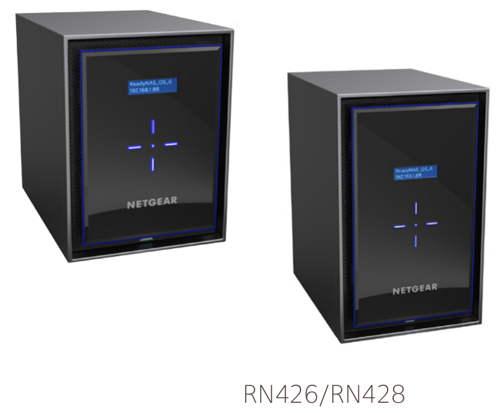 NETGEAR lansează două noi NAS-uri din seria de business