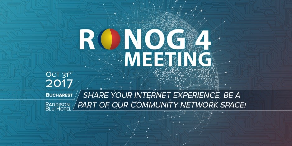 RONOG 4 reunește cei mai importanți reprezentanți ai operatorilor de internet și telecomunicații din România