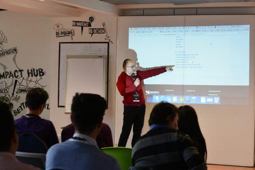 6 speakeri internationali vor fi prezenti la DevTalks for Juniors 2017