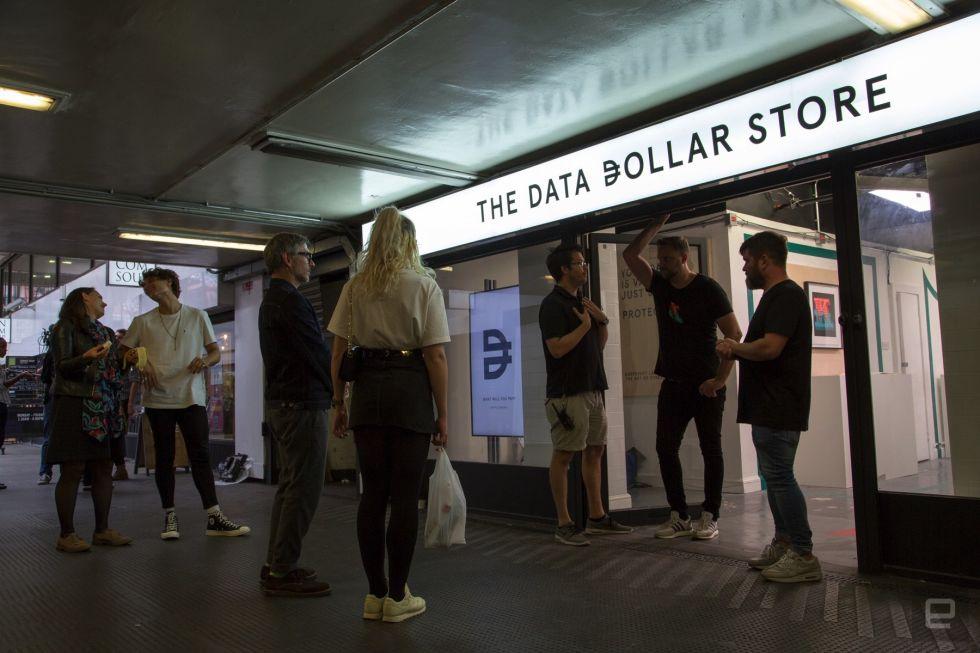 Data Dollar Store