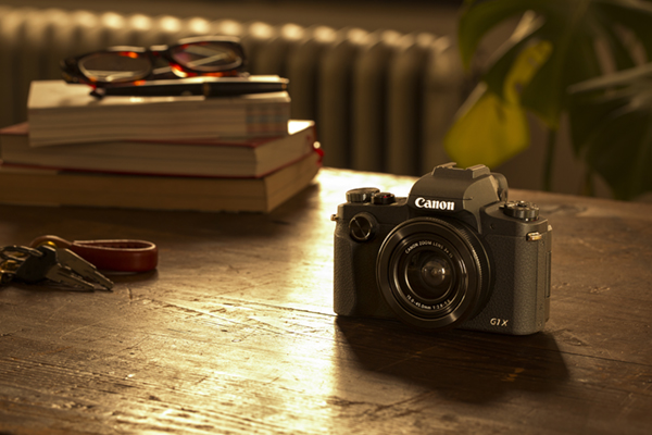 Canon dezvăluie modelul PowerShot G1 X Mark III