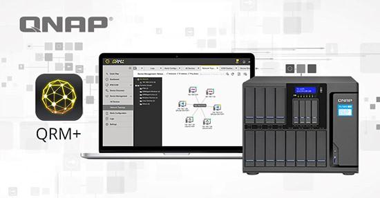 QNAP a lansat QRM+, o soluție pentru administrarea centralizată a echipamentelor din rețea