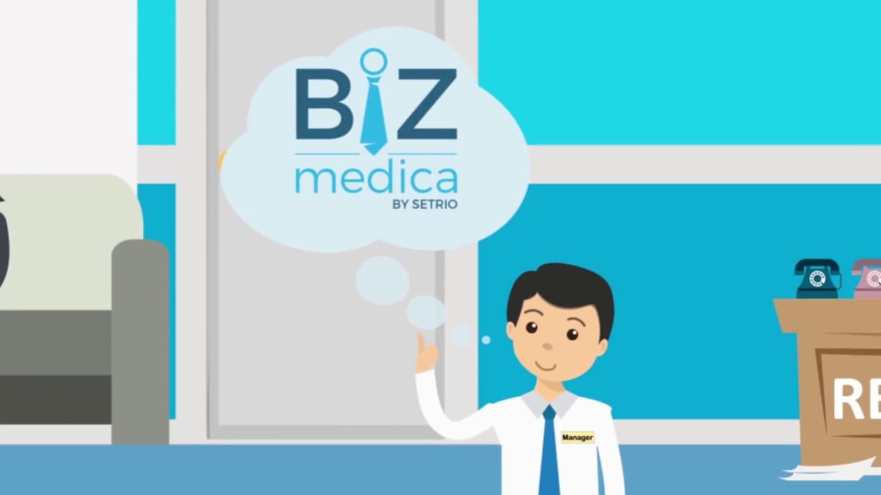BizMedica, software pentru organizarea clinicilor medicale