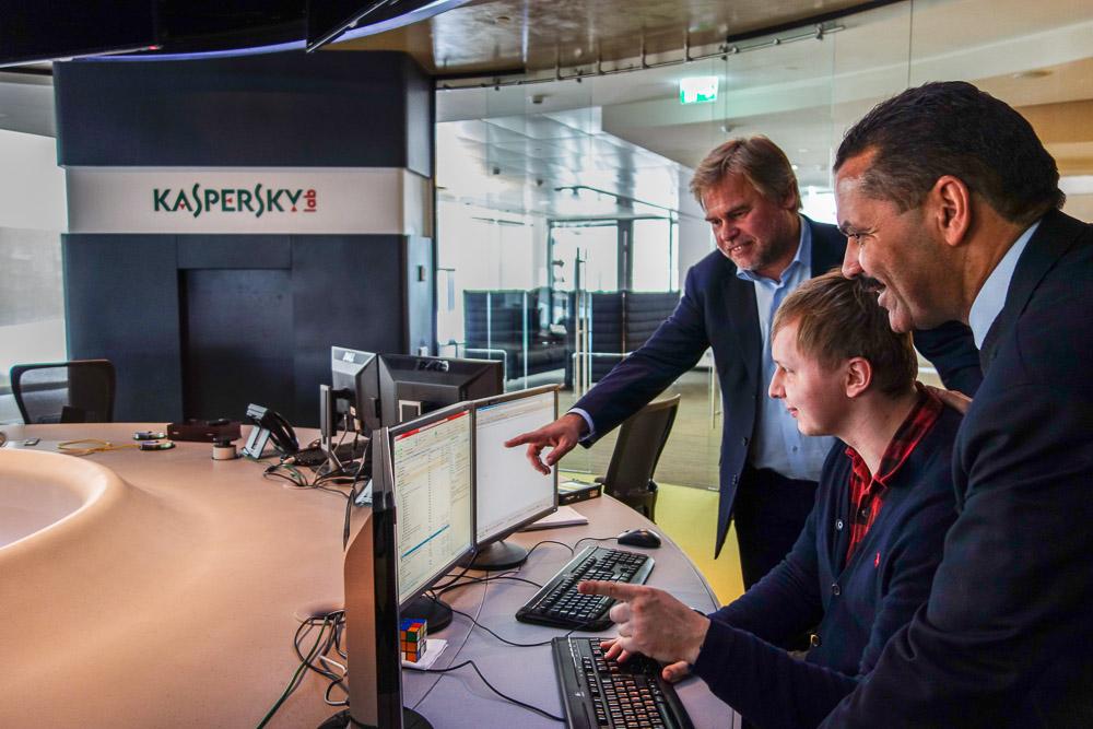 INTERPOL si Kaspersky Lab schimbă informatii despre amenintari