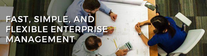 Adoptați o soluție de business rapidă, simplă și flexibilă