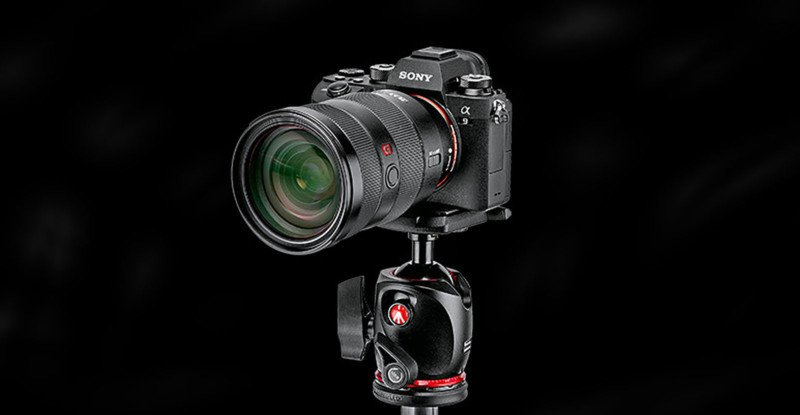 Sony colaborează cu liderul în accesorii foto-video, Lino Manfrotto
