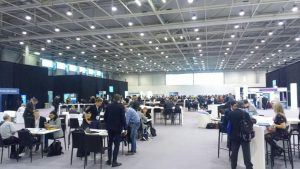 USH Pro Business a participat la ICT Proposers' day 2017