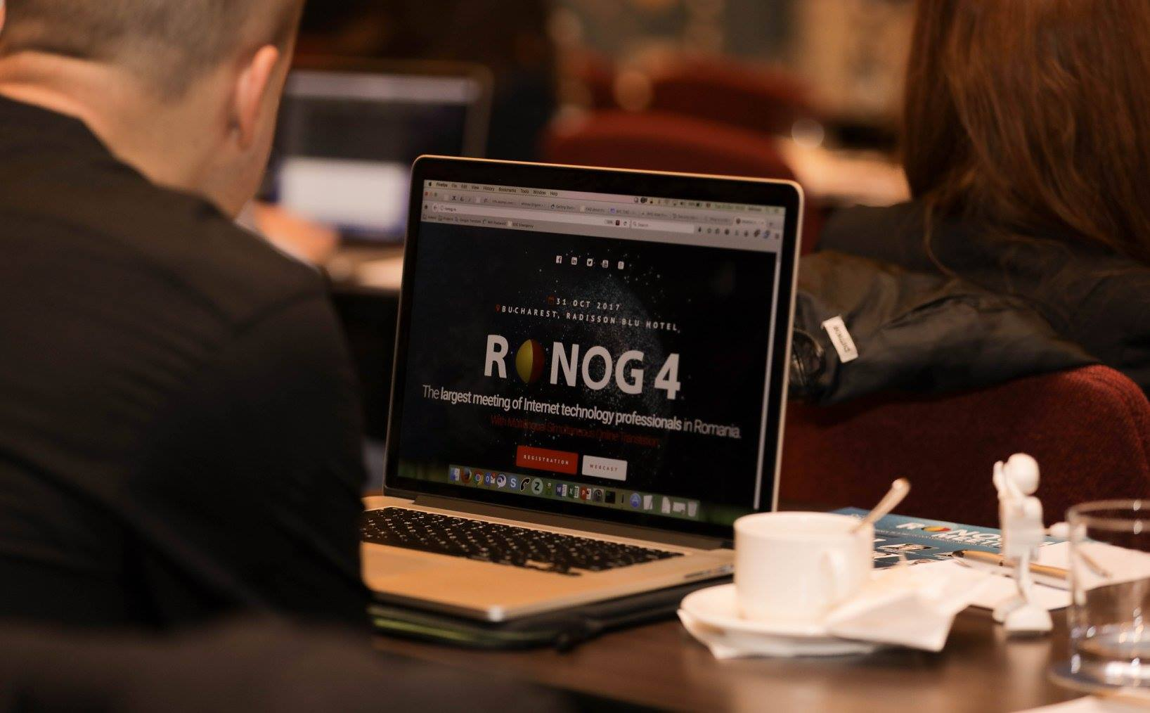 Cea de-a patra reuniune anuală a operatorilor de rețele din România – RONOG 4 a avut loc marți, 31 octombrie 2017 la hotelul Radisson Blu din Capitală