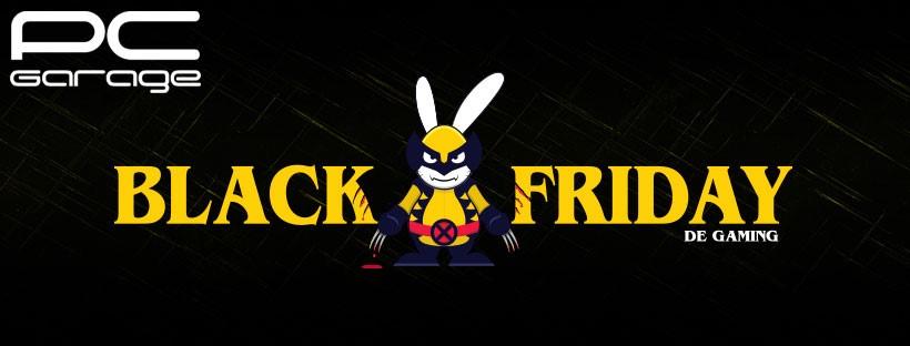 Black Friday de Gaming la PC Garage