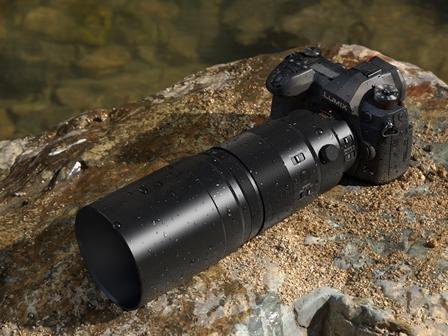 Panasonic LUMIX G9 – calitate uimitoare a imaginii si un mod High Resolution de 80 megapixeli