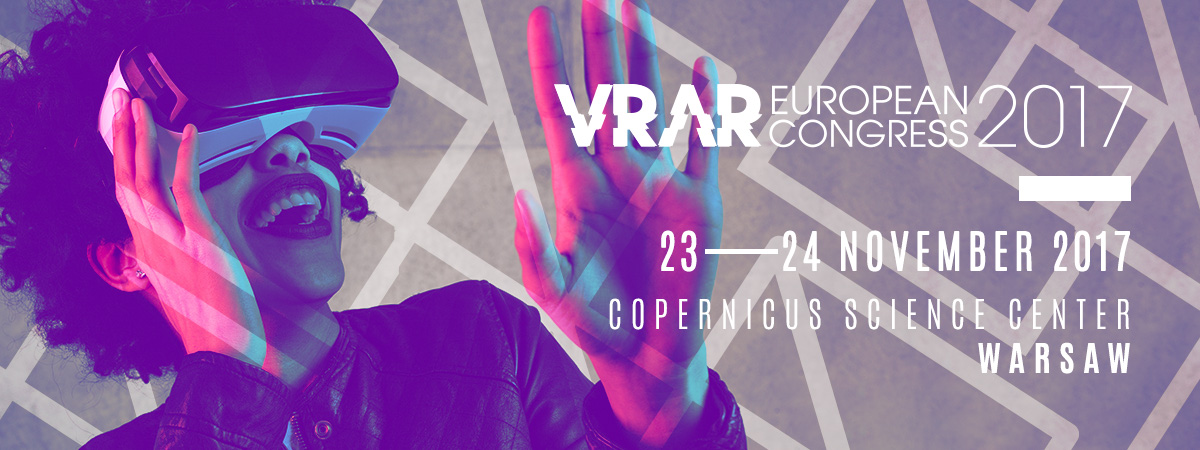 Best VR and AR projects at the European VR / AR Congress