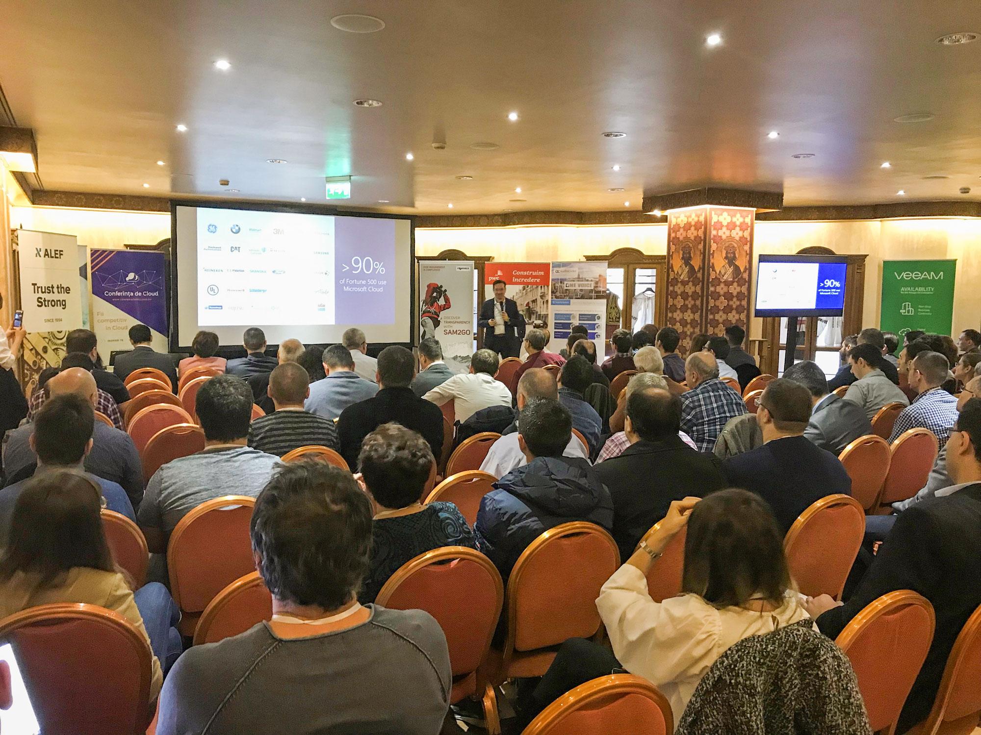 Conferința de Cloud