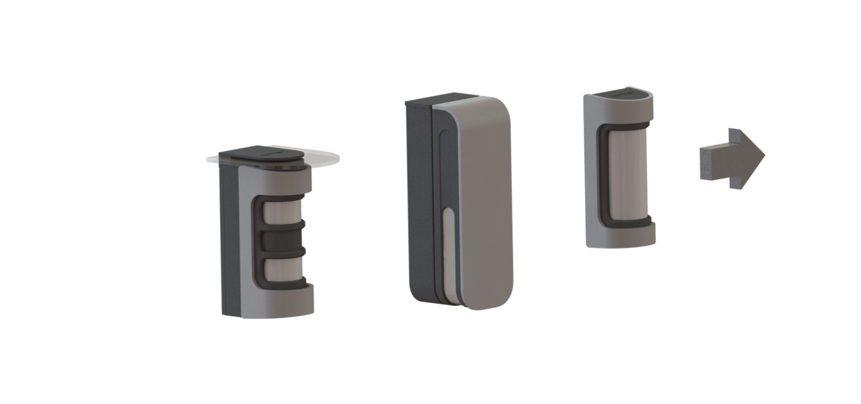 Senzorii de mișcare OPTEX BX completează securizarea unui perimetru