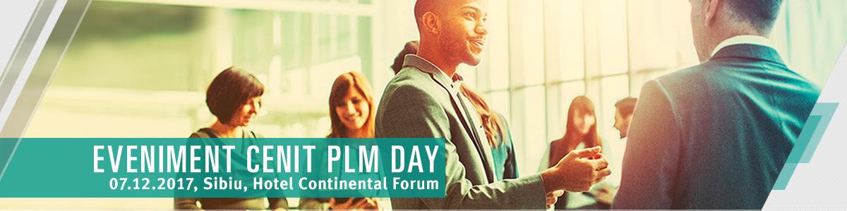 CENIT PLM Day – drumul catre revolutia digitala