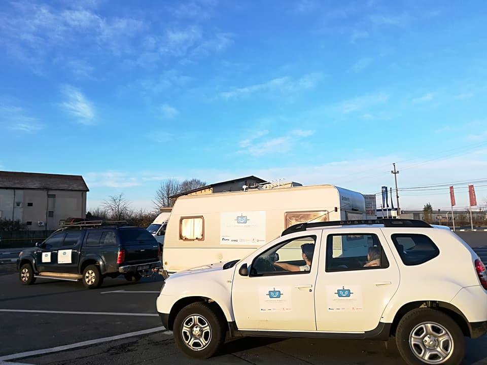Robotics Caravan