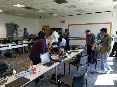 Allied Telesis excelează în cadrul Berkeley Lab Faucet Conference 2017