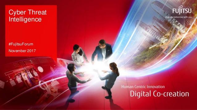 Fujitsu securizează mediul de business prin noul serviciu Cyber Threat Intelligence