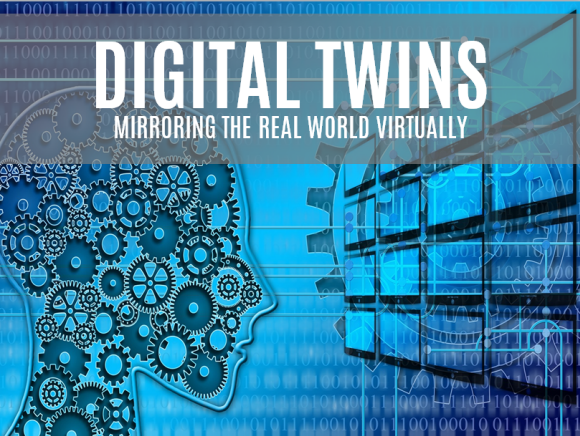 Noul concept digital twins revoluționează industria