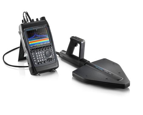 R&S MNT100 – detectorul de interferențe RF de la Rohde & Schwarz asigură acţiunile de interference hunting  în rețelele mobile