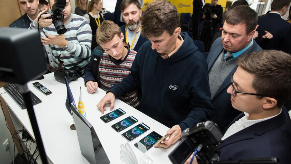 Ericsson demonstreaza potentialul retelelor LTE in Ucraina