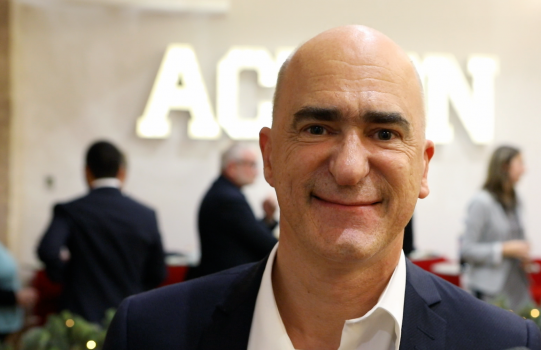 Guy Leclercq, directorul Deveho Software Consulting