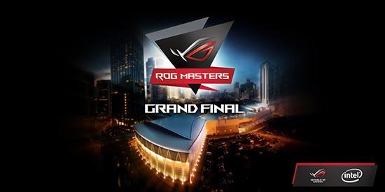 Marea Finală ROG Masters 2017 va avea loc la Kuala Lumpur