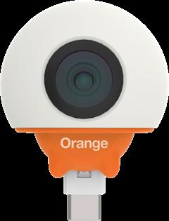 360° de distracţie cu Orange Live Cam