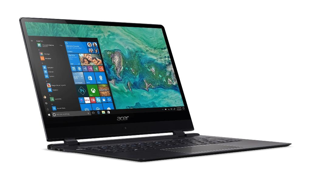 Noul Acer Swift 7, cel mai subtire laptop din lume