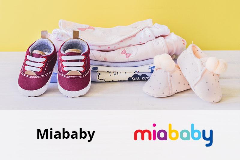 Miababy procesează comenzile cu un software WMS